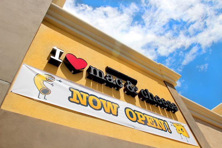 Build Your Own Mac n Cheese Restaurant Opens in Tempe