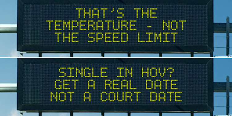 Help ADOT Pick Highway Safety Message