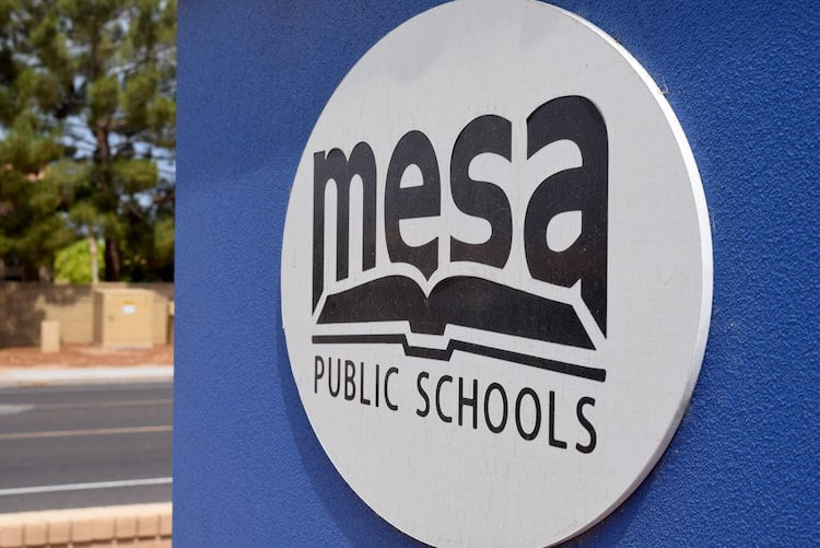 Mesa Schools to Phase Out Mask Requirements