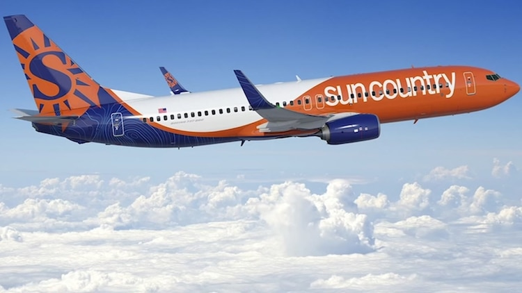 Sun Country Airlines Coming to Phoenix Mesa Gateway Airport