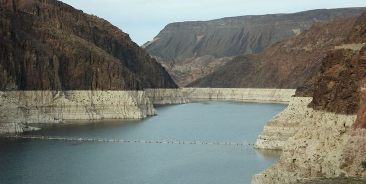 Western U.S. May Possibly Declare 1st Water Shortage