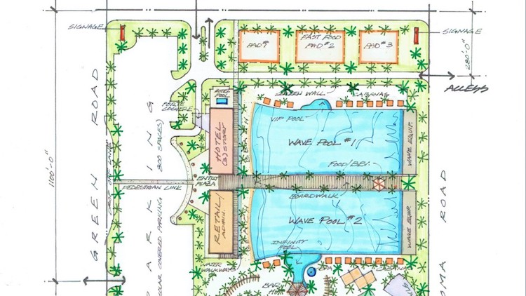 A Surf and Water Park Could Be Built in Maricopa