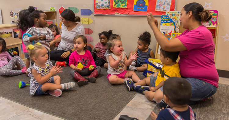 Free Childcare Offered to Arizonans Returning to Work