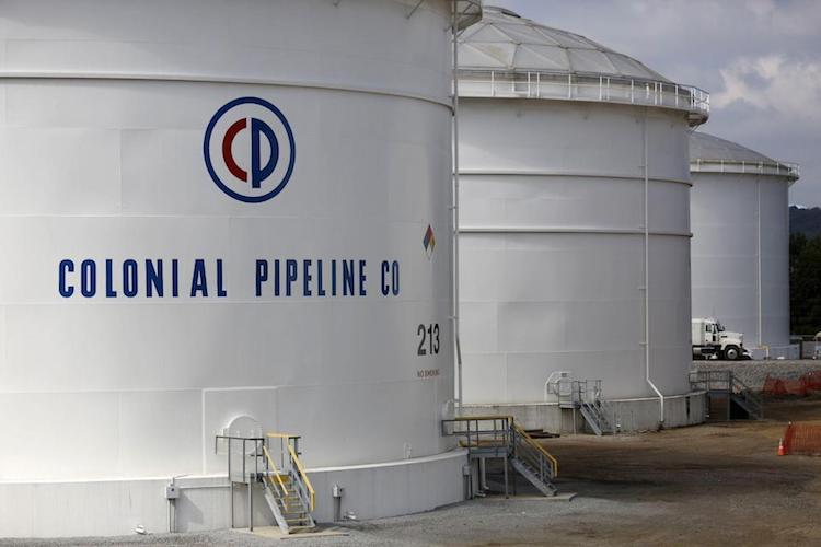 Massive U.S. Pipeline May Be Shut Down for Days Following Cyberattack