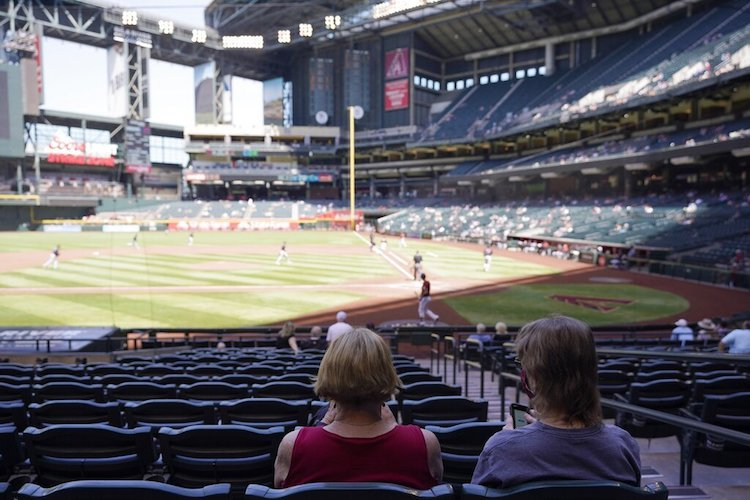 Arizona Diamondbacks to Lift Seat Restrictions at End of the Month