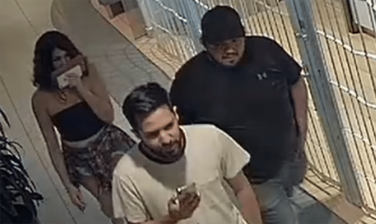Scottsdale PD Seeking Public's Help to Locate Suspects Linked to Fashion Square Looting