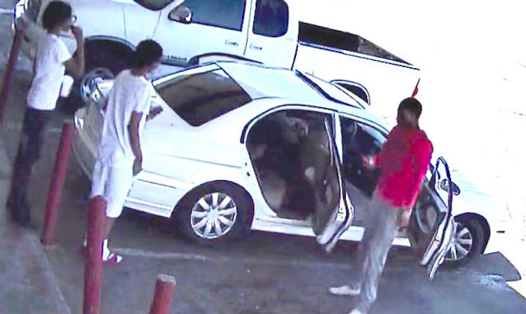 FBI Reward for Information on Drive-By Shooting Targeting Phoenix Officer