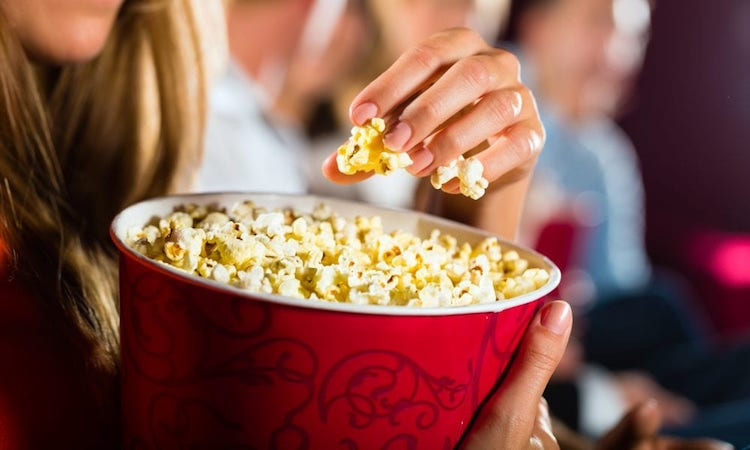 All You Can Eat Popcorn at AMC Theaters in Arizona