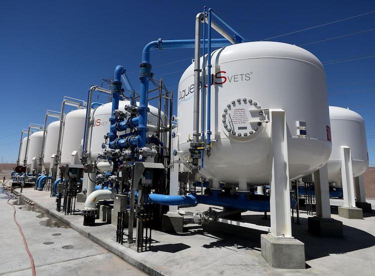 Governor Ducey Announces $2 Million In State Funding To Restart Tucson Water Treatment Plant