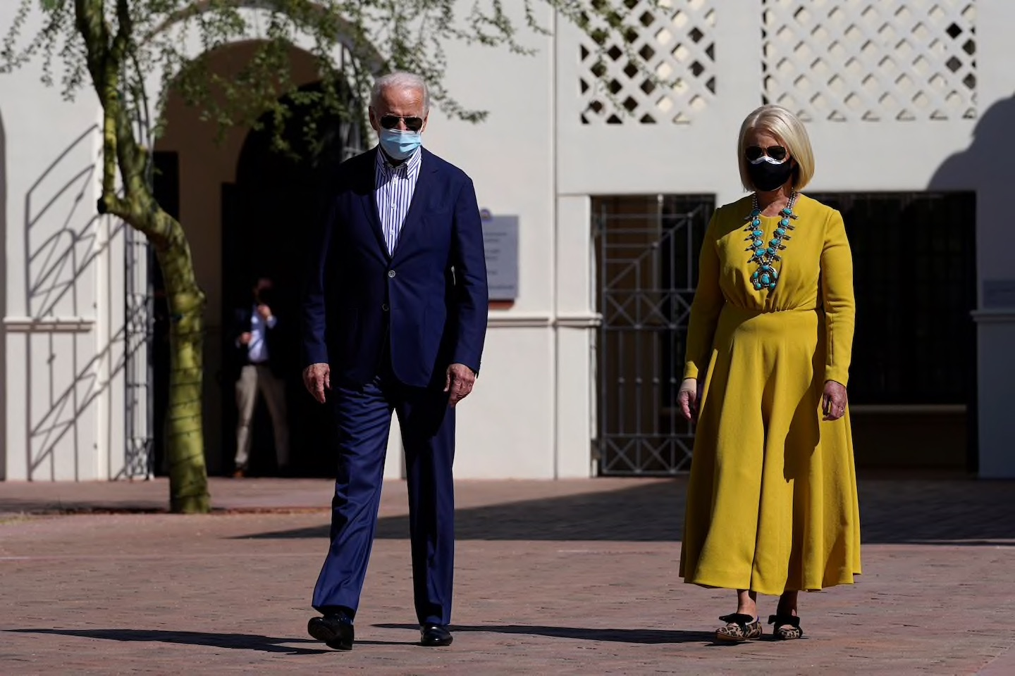 Biden Nominates Cindy McCain To Be Ambassador To U.N. Food and Agriculture Programs