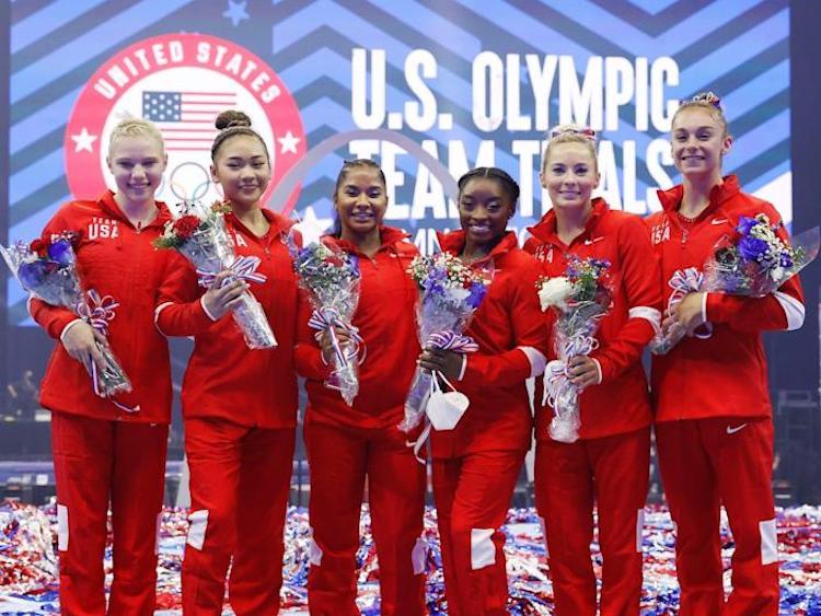 Arizonans MyKayla Skinner and Jade Carey Join U.S. Olympic Women's Gymnastics Team