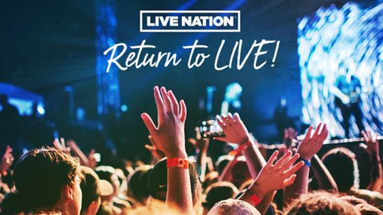 Live Nation Offering $20 All-in Tickets to Concerts in Phoenix This Summer and Fall