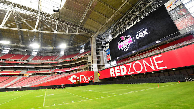 Arizona Cardinals Training Camp Opening to Public