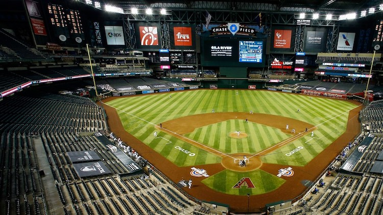 Diamondbacks to Host Suns Viewing Party for Game 4 at Chase Field