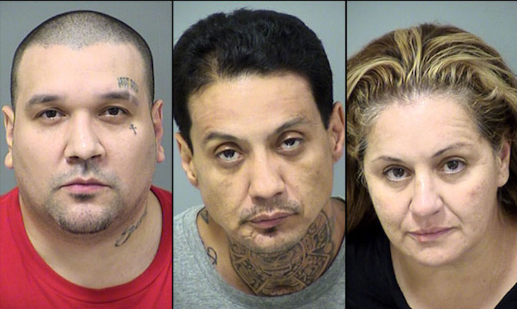 Arizona DPS Arrests 3 in Bust That Nets Large Amounts of Meth, Fentanyl Pills