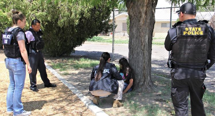 Multi-Agency Operation Helps Locate, Recover 78 Missing Minors in Southern New Mexico