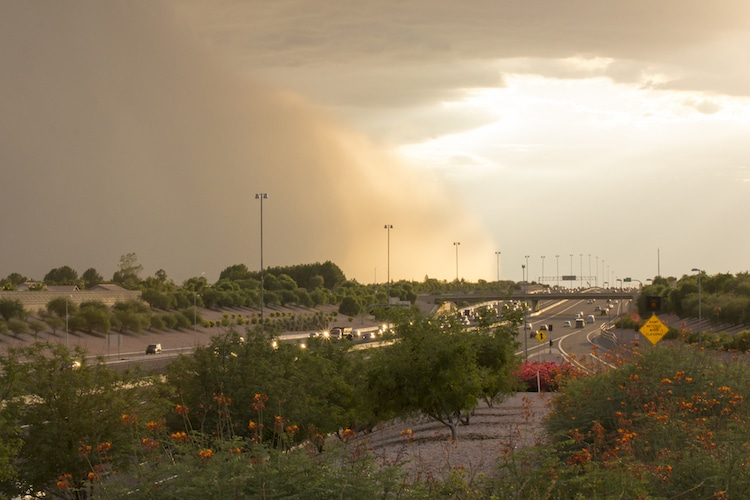 Prepare For Latest Round of Monsoon Storms, Potential Delays