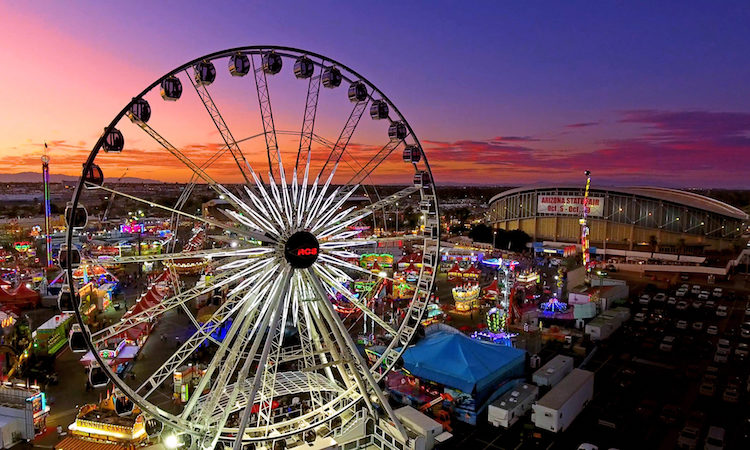 Arizona State Fair Announces There Will Be No Big Concert This Year