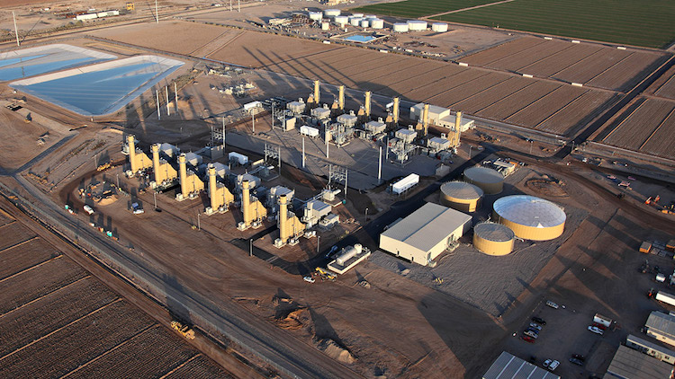 Natural Gas Plant Expansion Planned for SRP