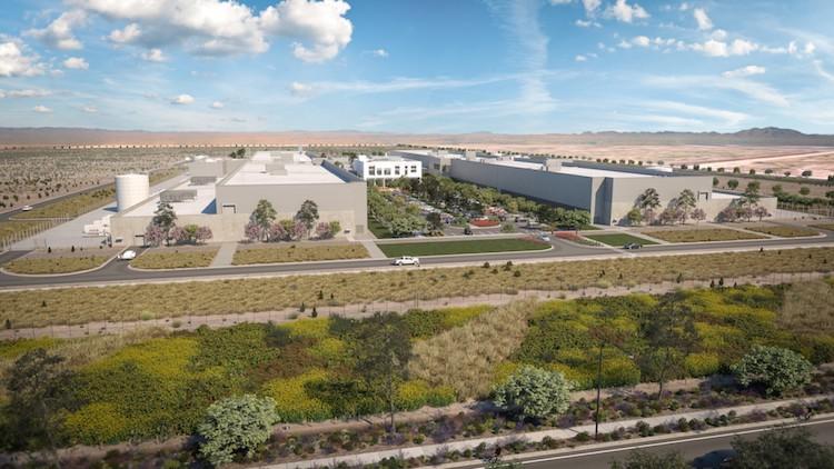 Facebook to Construct $800 Million Data Center in Mesa