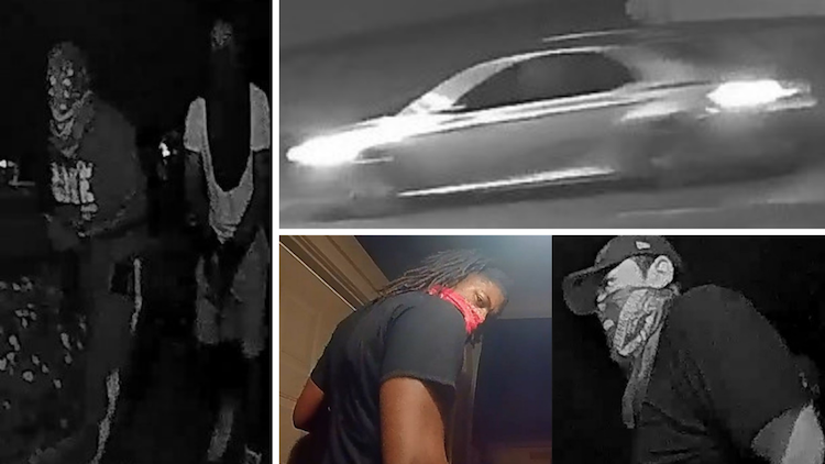 Video Catches Armed Phoenix Home Invasion, Homeowner Shoot At Intruders