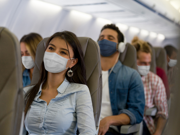 TSA Extends Mask Rule For Airline Passengers Into January