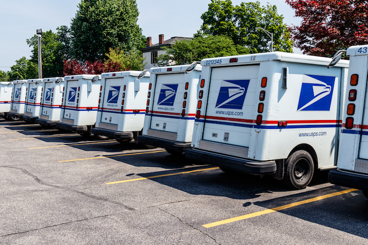 USPS to Slow First Class Mail in October