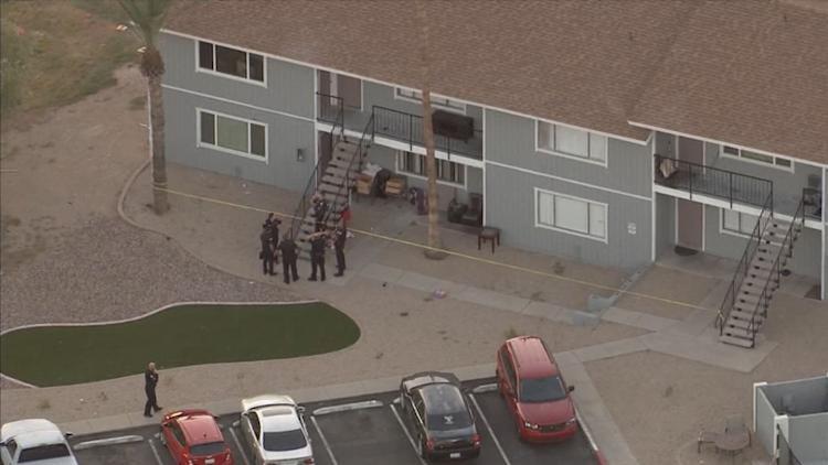 2 Children Found Dead, Mother Injured in Apartment in Phoenix