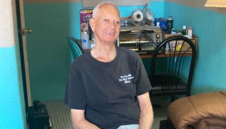 Out of State Grandfather Stranded at Tempe Motel By His Son