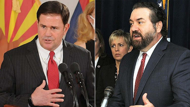Governor Ducey and AG Brnovich Respond To President Biden's COVID-19 Mandates