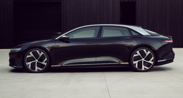 Lucid Starts Production of the Lucid Air in Arizona; Customer Deliveries to Begin in October