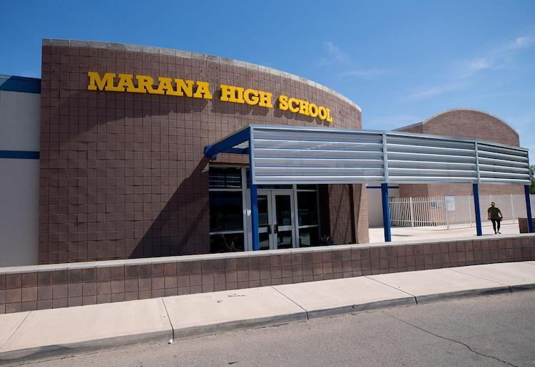 Students Protest at Tucson High Schools Over Concerns With District's Sexual Assault Policy