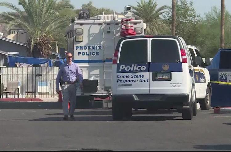 Phoenix Police Suspect Mother Killed Two Children Found Dead Apartment