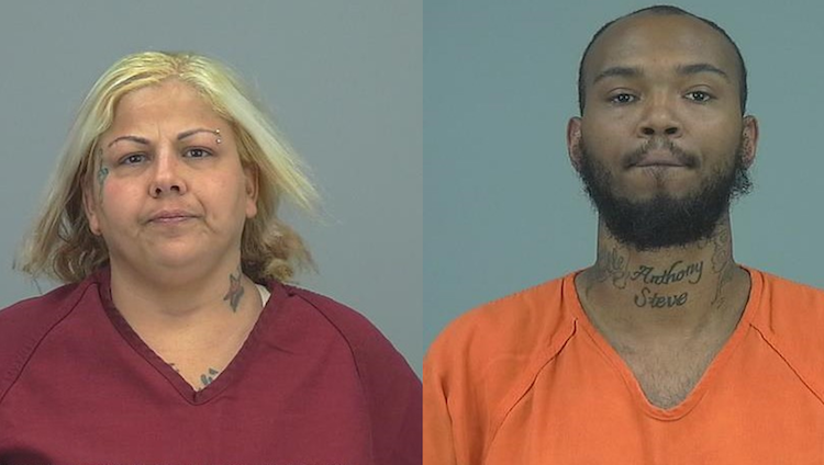 Woman, Boyfriend Arrested For Sex Trafficking a 13-Year-Old Teen
