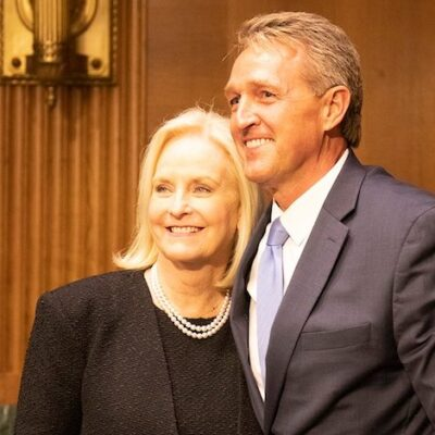 Cindy McCain and Jeff Flake Confirmed to Ambassador Posts